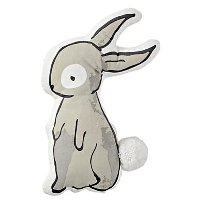 Throw_Pillow_Bunny_Rabbit_Grey_Silo