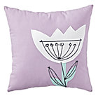 Throw_Pillow_Flower_Sketch_Purple_Silo