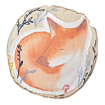 Throw_Pillow_Fox_Orange_Silo