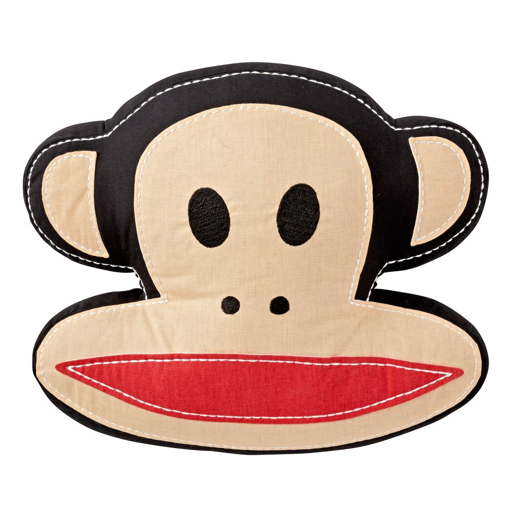 Paul Frank Julius Monkey Throw Pillow The Land Of Nod