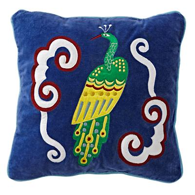 Throw_Pillow_Peacock_Blue