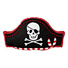 Throw_Pillow_Pirate_Hat_Black_Silo