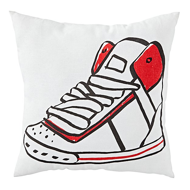 Shoe Throw Pillow