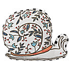 Snail Throw Pillow