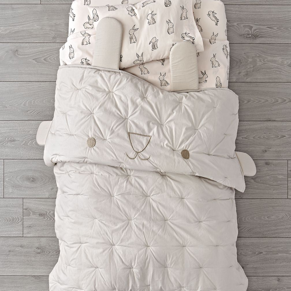 Bunny Toddler Bedding