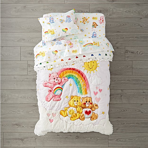 Care Bears Toddler Bedding