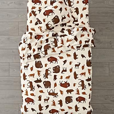 Toddler_Bedding_Flannel_Animal_Brown_SP