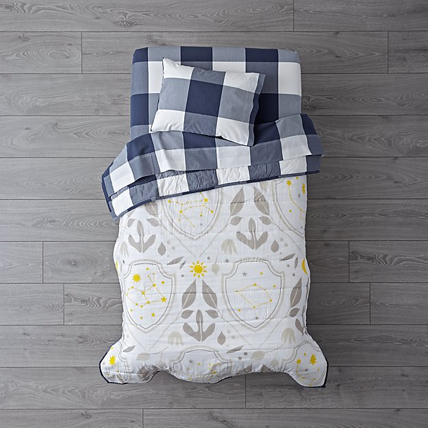 Genevieve Gorder Shield Toddler Bedding