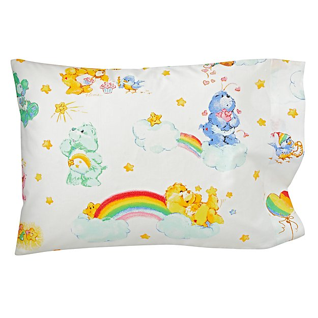 Care Bears Organic Toddler Pillowcase