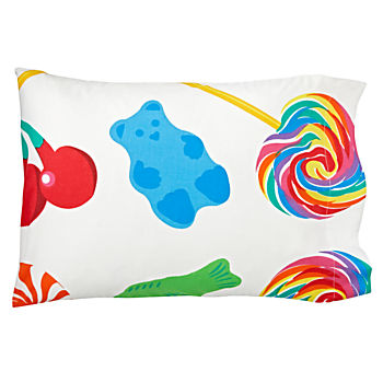 Dylan's Candy Bar Organic Toddler Pillowcase