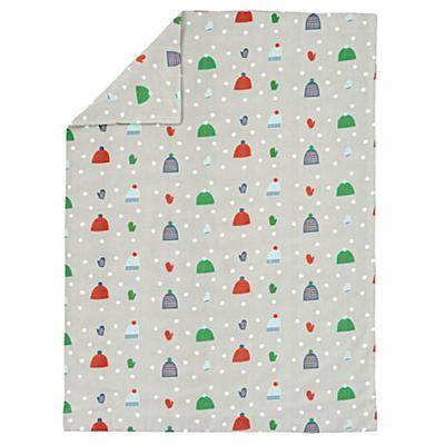 Toddler_Duvet_Cover_Flannel_Snow_Day_Grey_Silo