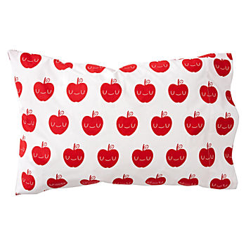 Organic Apple Orchard Pillowcase
