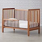 Walnut Crib Toddler Rail