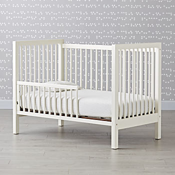 Andersen Crib Toddler Rail (White)