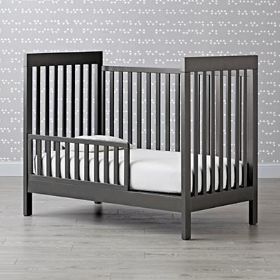 Cargo Toddler Rail (Charcoal)