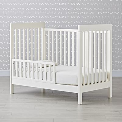 Cargo Toddler Rail (White)