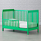 Carousel Kelly Green Toddler Rail