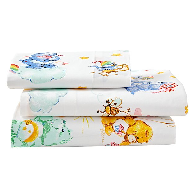 Care Bears Organic Toddler Sheet Set