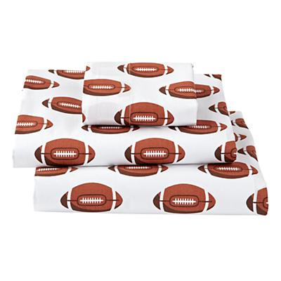 Toddler_Sheets_Football_Brown_Silo