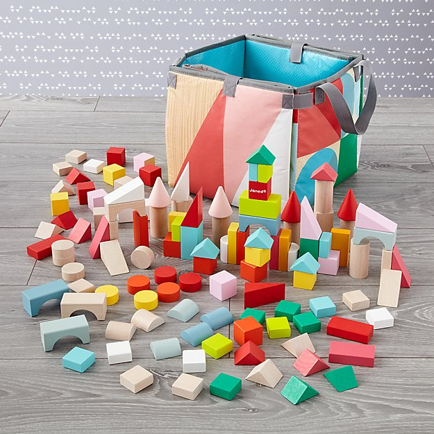 Kubix 120-Piece Block Set