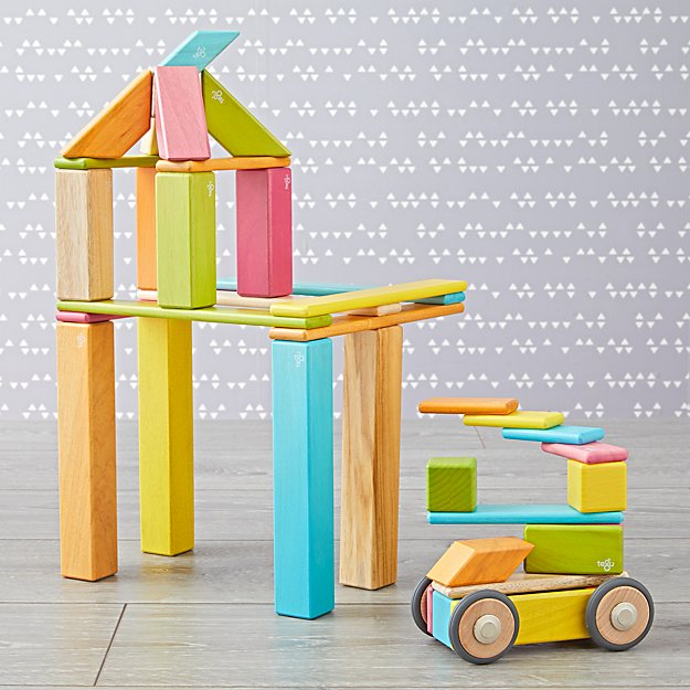 TEGU 42-Piece Tints Set
