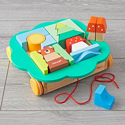 Toddler_Toys_Pull_Along_Trolley_with_Blocks