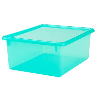 Green  Medium Top Box
