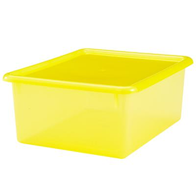 Yellow Medium Top Box