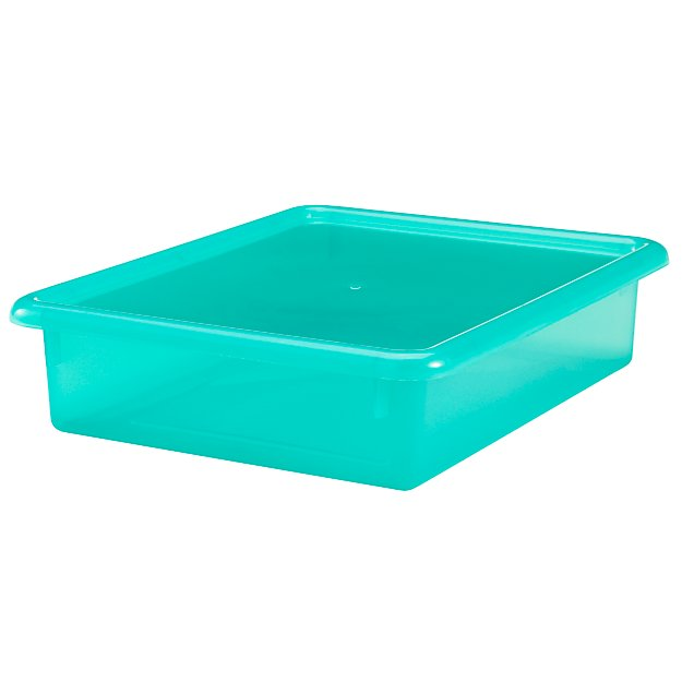Green Small Top Box