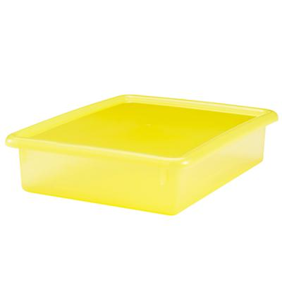 Yellow Small Top Box