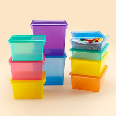 Top Box Storage Collection