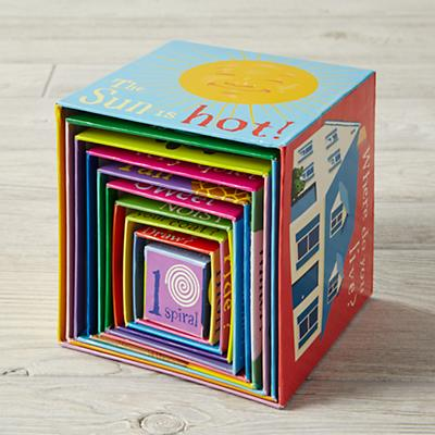 Tower of Babble Stacking Blocks