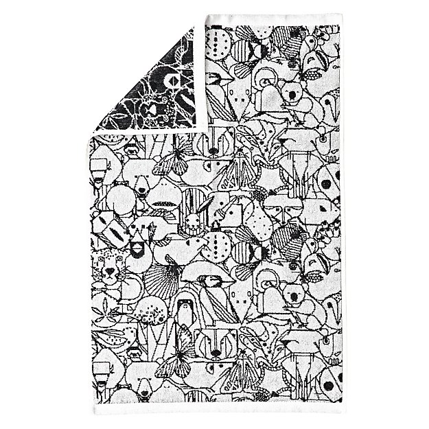 charley harper animal hand towel - Charley Harper Coloring Book