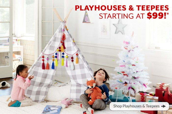 Kids toys and gifts the land of nod shop playhouses and teepees negle Gallery