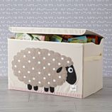 Sheep Toy Chest