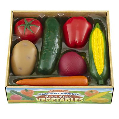 Farmers' Market Veggie Set