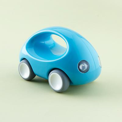 Blue Handle Car