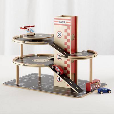 Helipad Play Set
