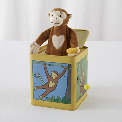 Jack, The Monkey, In the Box