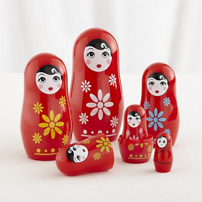 The More the Merrier Nesting Dolls