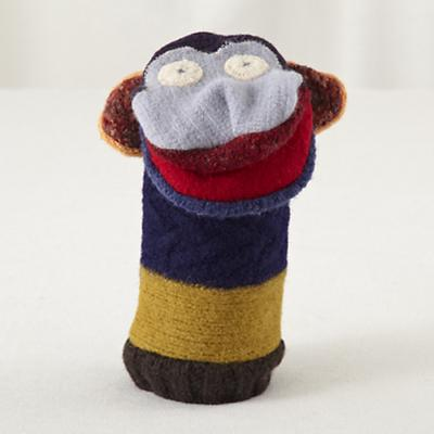 Monkey Pullover Hand Puppet