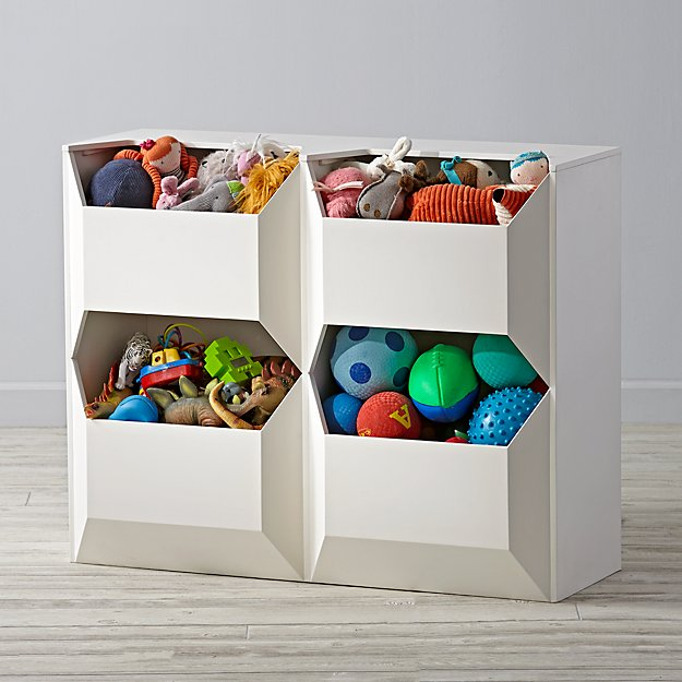 Atrium Playroom Storage