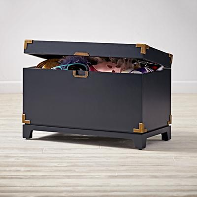 Campaign Toy Box  (Midnight Blue)