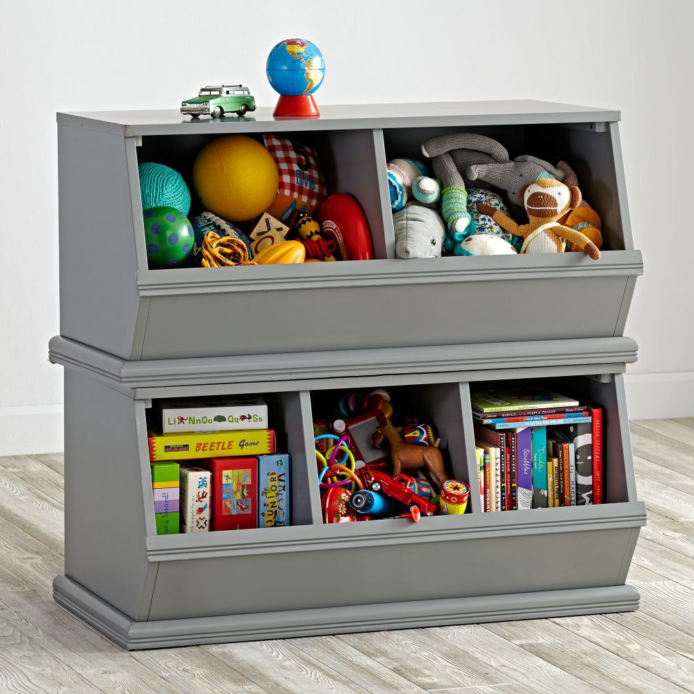 Land Of Nod Toy Storage Designs