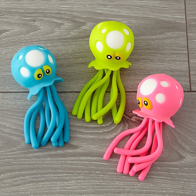 Floating Light Up Octopus (Color Varies)