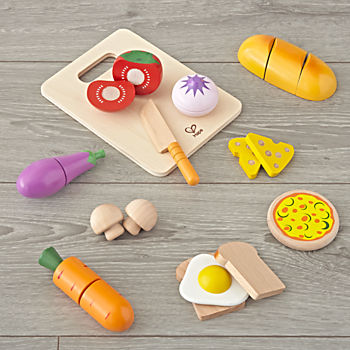Chef's Choice Play Food Set