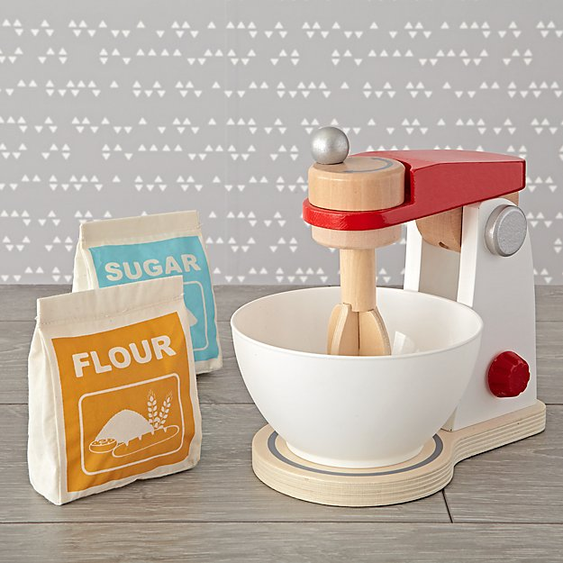 Play Baking Mixer Set