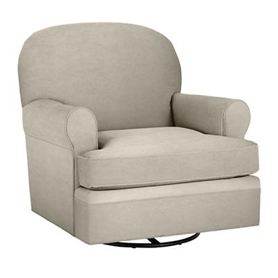 Dylan Swivel Glider (Doss Bone)