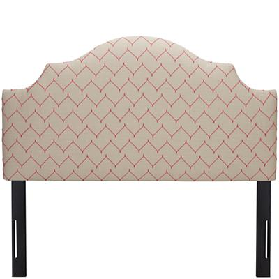 Full As You Wish Upholstered Headboard (Arched)