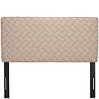 DuJour Rosario Full Upholstered Headboard